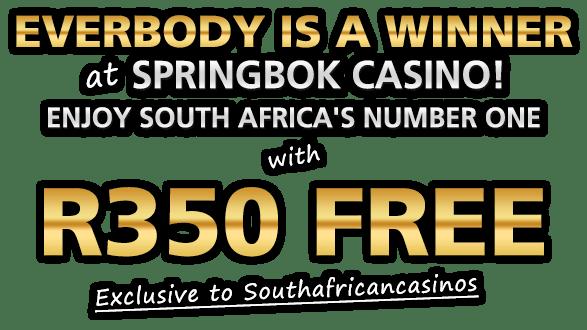 Springbok casino survey coupon 2019