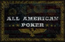 Play online games with a low edge, high RTP and big winnings now at Springbok Casino.  Try your hand at All American Poker!