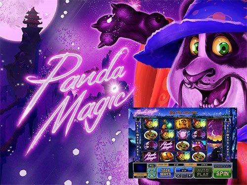 Panda Magic Slot