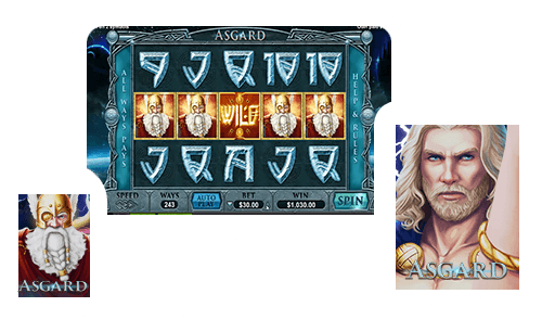 Asgard Slot is coming to Springbok Casino
