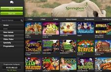 Slick, creative and oozing ZAR, Springbok online pokies are designed for Aussie gamers who demand awesome entertainment too!
