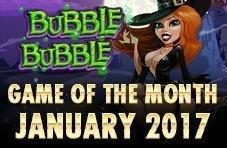 Slot of the Month - Bubble Bubble