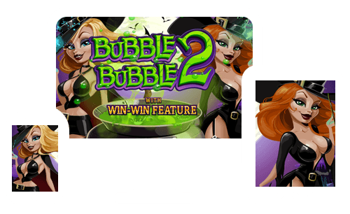 Bubble Bubble 2 Slot is coming to Springbok Casino