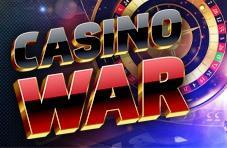 Never surrender, avoid the Go to War side bet and coin it playing Casino War at Springbok mobile casino South Africa!