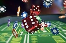 Craps is a game of luck with very good odds