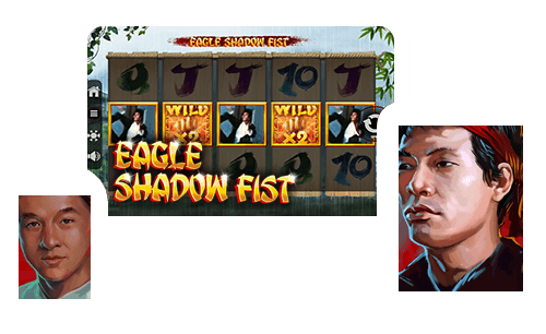 Eagle Shadow Fist Slot is coming to Springbok Casino