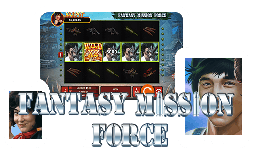 Fantasy Mission Force is coming to Springbok Casino