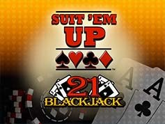 Suit 'Em Up Blackjack
