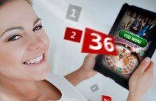Online casino gaming lets you go from game to game.
