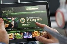 Advantage goes to cyberspace based casinos