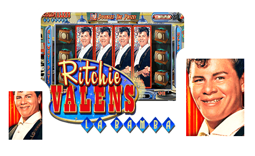 Ritchie Valens La Bamba Slot is coming to Springbok Casino