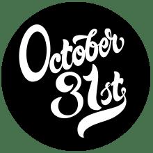 Oct 31st