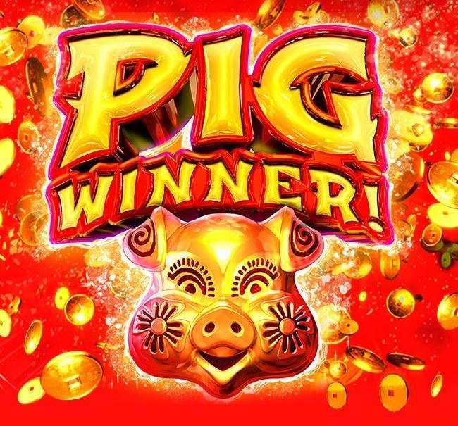 PIG WINNER!