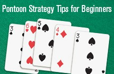 Make the best player decisions according to our basic Pontoon strategy - tame the online casino games that pay out frequently