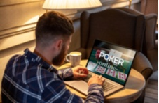 Poker training sites are experiencing surges of visitation