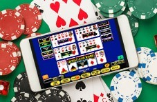 Play multi-hand video poker for free to start.