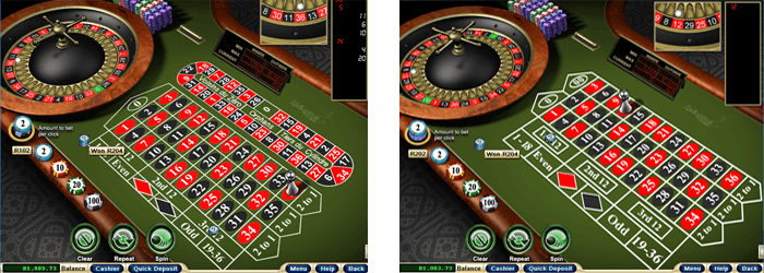 tips playing online roulette