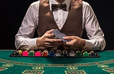 Blackjack playing strategy