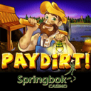 Player's Winning Streak Prompts South African Online Casino to Choose Pay Dirt as its March Game of the Month