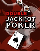 Bank bonus pays and big wins at Springbok Online Casino - learn how to play Double Jackpot Poker the best possible way you can!