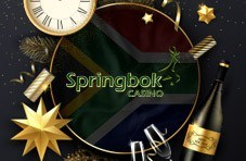New Year, New Luck at Springbok Online Casino