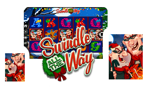 Swindle All The Way Slot is coming to Springbok Casino