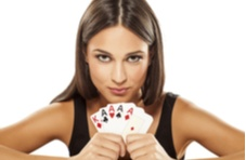 Women poker pros make their mark